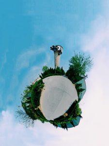 Globe vr 360 videos