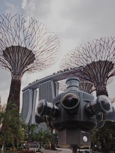 Marina Bay Sands 360 Live Tour