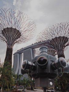 Marina Bay Sands 360 Live Tour