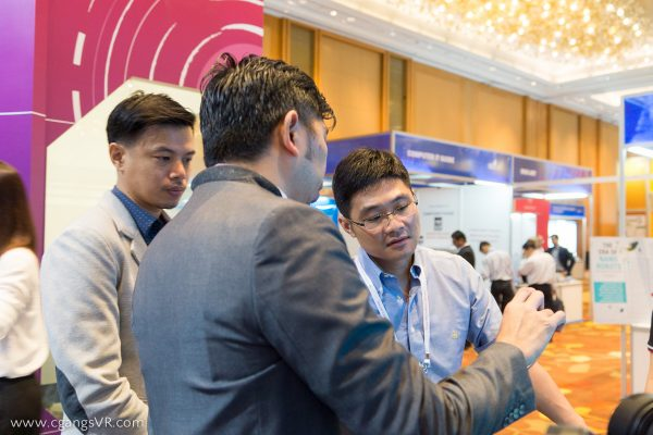 Cgangs at communicasia 2017