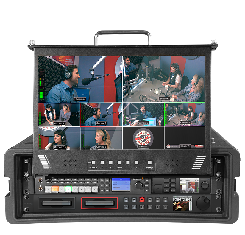 Livestudio Go Livestreaming Workstation